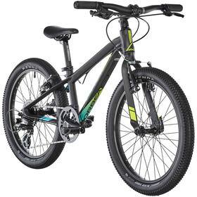 "ORBEA MX Team 20"" Niños, black/green"